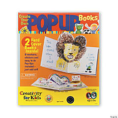Creativity for Kids Create Your Own Pop-Up Book