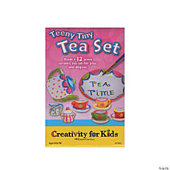 Creativity for Kids Teeny Tiny Tea Set