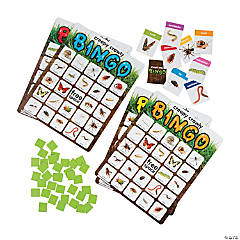 Creepy Crawly Premium Bingo Game