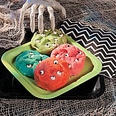 Creepy Monster Cookie Recipe