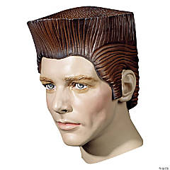 Crew Cut Rubber Wig for Men