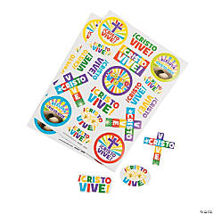 """Cristo Vive"" Stickers"