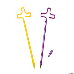 Cross-Shaped Pens