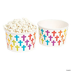 Cross Snack Cups