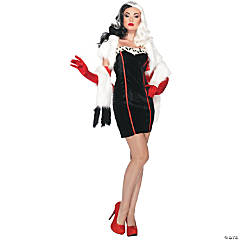Cruella Costume For Women