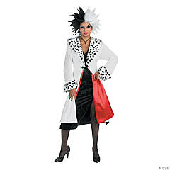 Cruella Prestige Adult Women's Costume