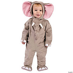 Cuddly Elephant Infant Child's Costume