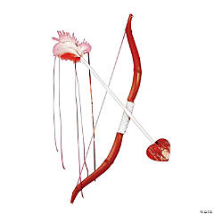 Cupid Bow and Arrow