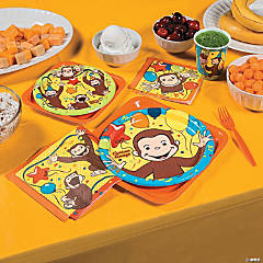 Curious George<sup>&#174;</sup> Party Supplies