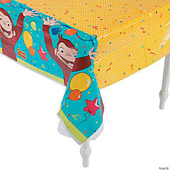 Curious George<sup>&#174;</sup> Tablecloth
