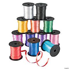 Curling Ribbon Assortment