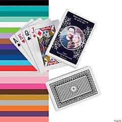 Custom Photo Box Playing Cards