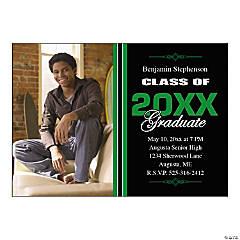 custom photo class of 2017 graduation invitations - Photo Graduation Invitations