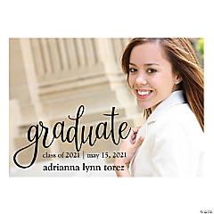 Custom Photo Graduate Class of Invitations