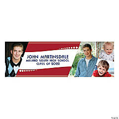 Custom Photo Medium 4-Image Vinyl Banner