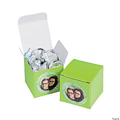Custom Photo Mini Lime Favor Boxes