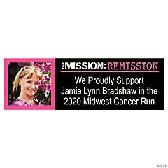 Custom Photo Remission Banner - Medium
