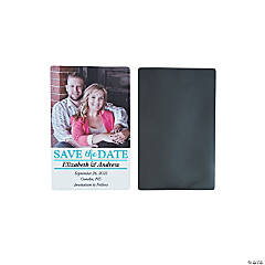 Custom Photo Save-the-Date Magnets