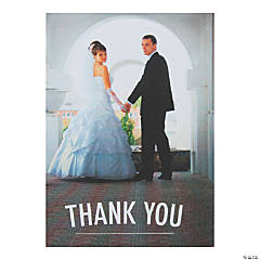 Custom Photo Simple Thank You Cards