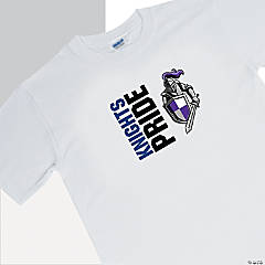 Custom Photo Team Spirit Shirt - Pride