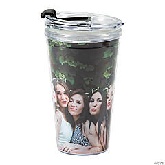 Custom Photo Travel Mug