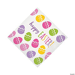 Cute Easter Luncheon Paper Napkins