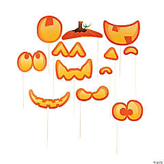Cute Pumpkin Photo Stick Props