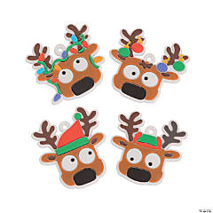 Cute Reindeer Charms