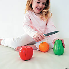 Cutting Fruit Pretend Play Set
