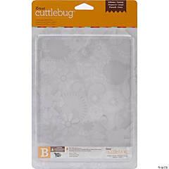 Cuttlebug Cutting Plate B-6