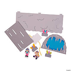 3D Cave Adventure Craft Kit