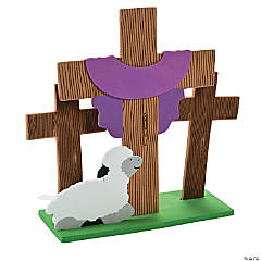 3D Cross Stand-Up Craft Kit