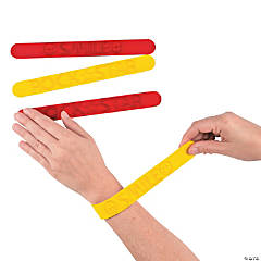3D Everyday Slap Bracelets