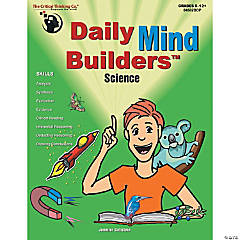 Daily Mind Builders Science Book, Grade 5-12