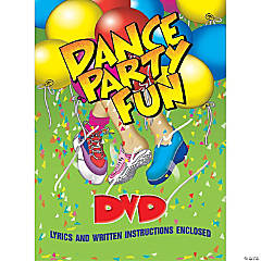 Dance Party Fun, DVD