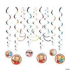 Daniel Tiger's Neighborhood™ Hanging Swirls