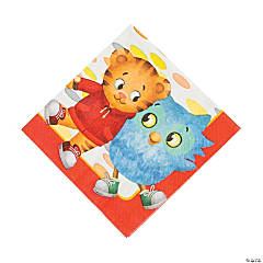 Daniel Tiger's Neighborhood™ Luncheon Napkins