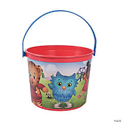 Daniel Tiger's Neighborhood™ Plastic Favor Pail