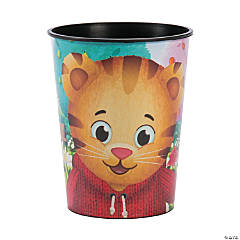Daniel Tiger's Neighborhood™ Plastic Favor Tumbler
