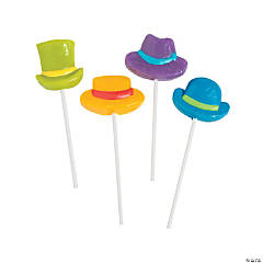 Dapper Hats Character Suckers