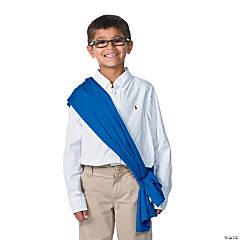 Dark Blue Costume Belt/Sash