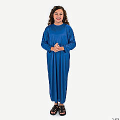 Dark Blue Nativity Gown Costume