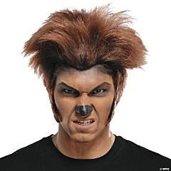 Dark Brown Wolfman Wig