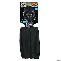 Darth Vader Costume Kit with Sound for Boys
