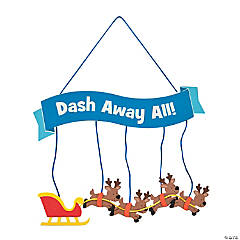 Dash Away All Mobile Craft Kit