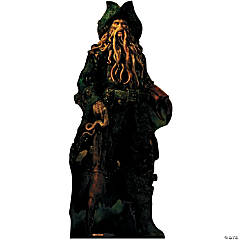 Davy Jones - Pirates Of The Carribean Cardboard Stand-Up