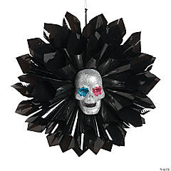 Day of the Dead Hanging Fan