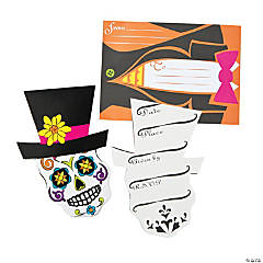 Day of the Dead Invitations