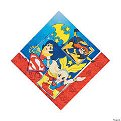 DC™ Superhero Girls Luncheon Napkins