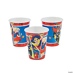 DC™ Superhero Girls Paper Cups